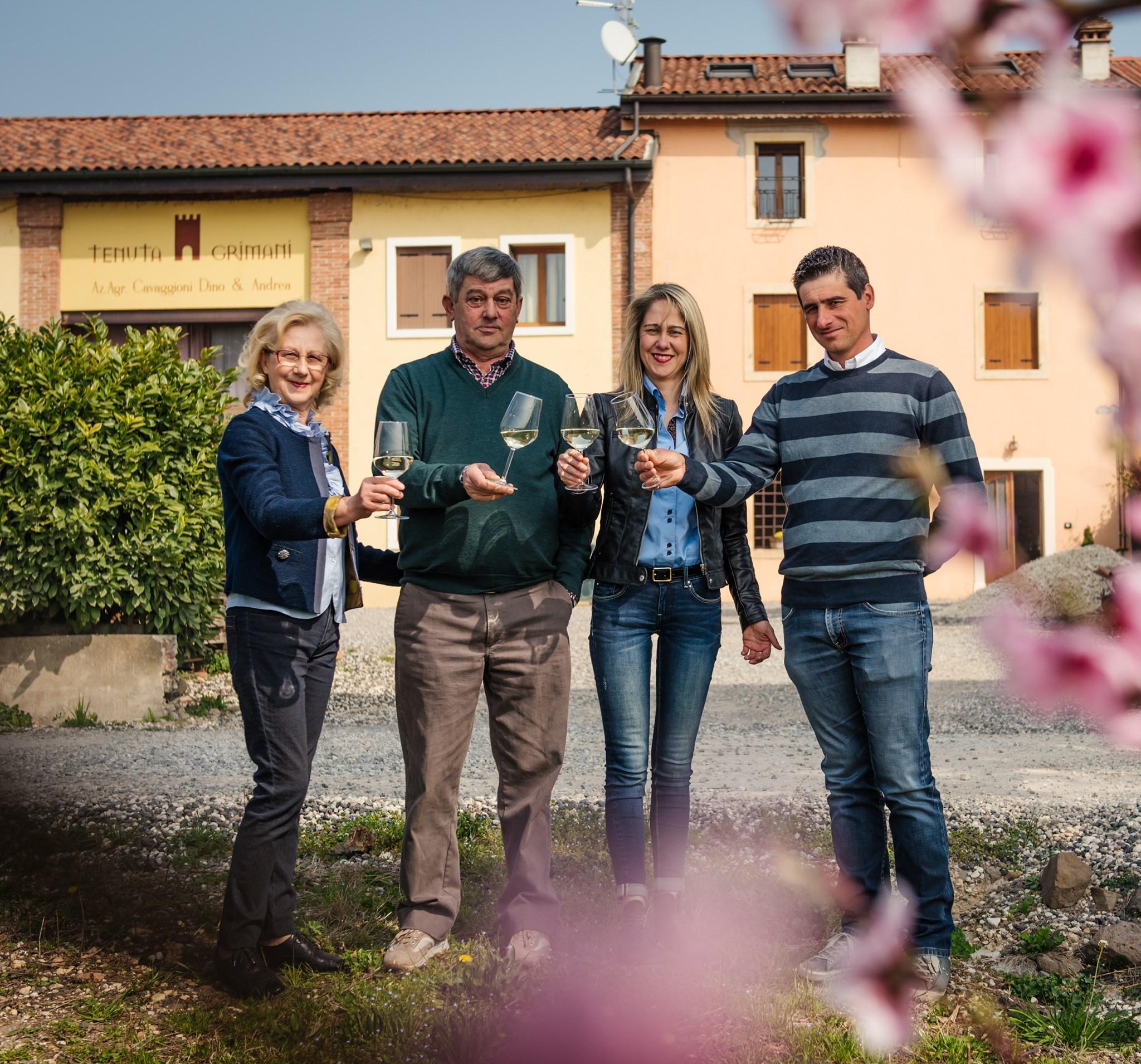 TENUTA GRIMANI Soc.Agr. Cavaggioni Dino & Andrea S.S.