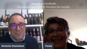 Antonio Stanzione e Paola De Conciliis